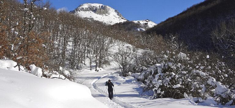 kayak-pico-azul-raquetas-de-nieve-rutas-en-leon